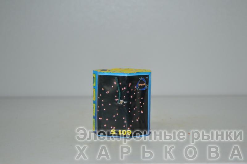 Салютная установка GC S110 15mm 7S Blue Peony (40/2) - Салютные установки на рынке Барабашова