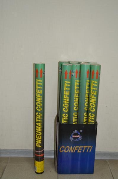 Хлопушка PZ C10 D45mm L600mm 10-15m MIX (4/12)