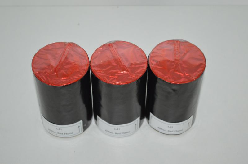 Файер Огонь красный 0,5 метр 60 секунд