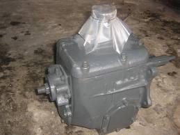 КПП 53, 3307  3307-1700010-01  (пр-во ГАЗ) с кругл. фл.