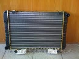 Радиатор на  Газель