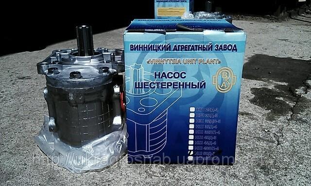Насос шестеренный НШ-50