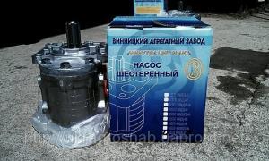 Насос шестеренный  НШ-32Д
