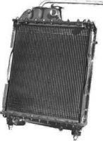 Сердцевина радиатора на МТЗ, Т 70 4-х рядный (пр-во г.Оренбург)