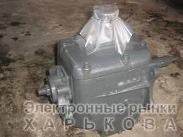 КПП 53, 3307 (пр-во ГАЗ) с квадр.фл. - Коробки переключения передач (КПП) на рынке Барабашова