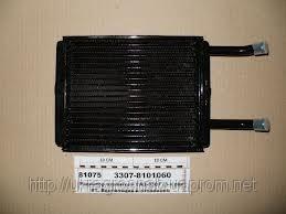 Радиатор отопителя ГАЗ 53.3307 (3-х рядный) (пр-во ШААЗ)