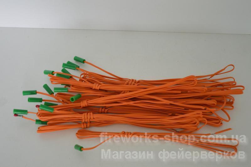 Фото Профессиональная Пиротехника и оборудование, Электрозапалы, замедлители, стопины Электроспичка 100cm (21/100)