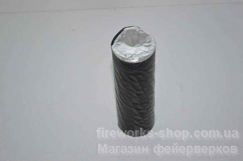 Фото Профессиональная Пиротехника и оборудование, Сценические фонтаны Фонтан MS L36 D38mm L118mm 3m 40sec Silver (20/6)