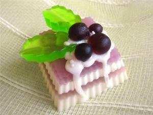Фото Мыльные десерты Виноград