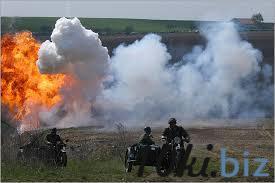 Реконструкция битв и военные игры. купить в Харькове - Салютные установки