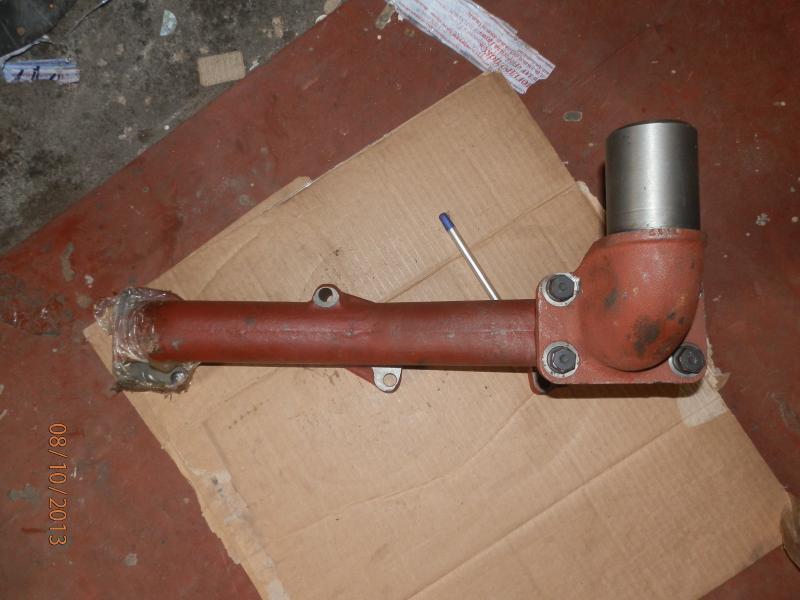 Коллектор выпускной 240-1008015-А1