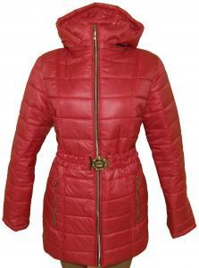 Фото Женские и мужские жилетки и куртки (плащевка)  Пальто женское 24021 осень-зима