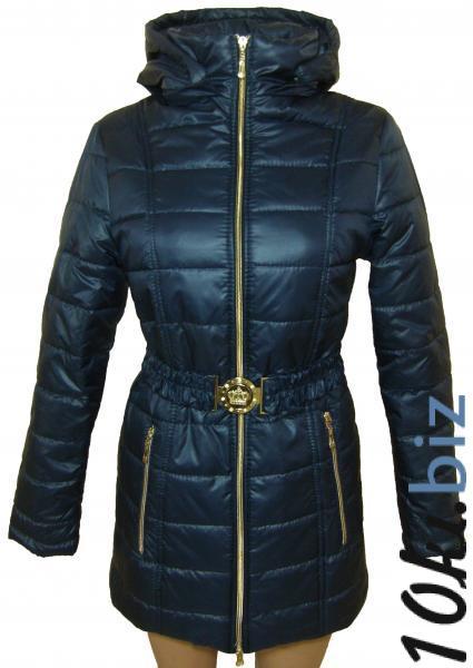 Женское пальто  24025 осень-зима (тёмно-синий) (только 40 и 42р) купить в Воронеже - Пальто женское