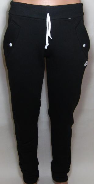 Женские спортивные  штаны на байке 21042