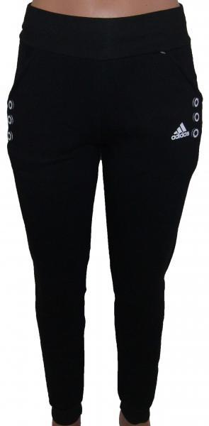 Спортивные женские штаны на байке 21051