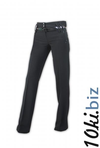 Брюки молодежные 22041 (только в костюмной ткани!) (размеры 46-52) купить в Воронеже - Брюки женские
