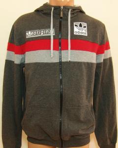 Фото Вся спортивная мужская одежда Кофта спортивная с капюшоном 11022 (только Л)