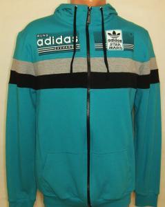 Фото Вся спортивная мужская одежда Кофта мужская с капюшоном 11024 (только Л)