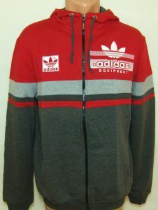 Фото Вся спортивная мужская одежда Кофта с капюшоном 11025 (только ХХЛ)