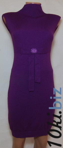 Женское трикотажное платье 23034 (разм.S/M )