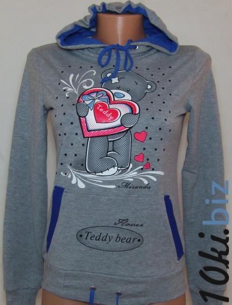 Кофта спортивная с капюшоном 21097 (только 46р) купить в Воронеже - Спортивные кофты, толстовки, куртки женские