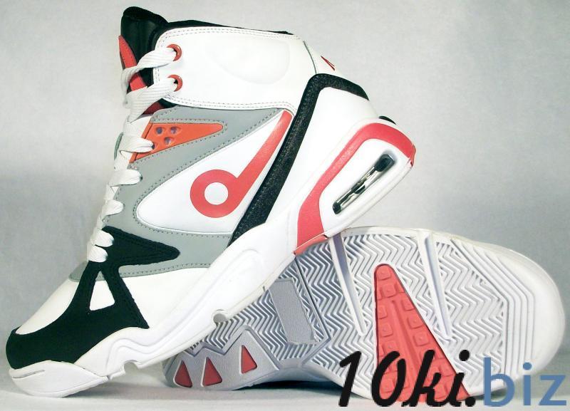 Кроссовки Nike Air бело-серые