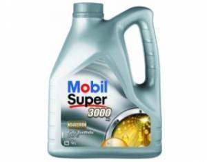 Фото Масла импортные , MOBIL    MOBIL SUPER 3000  5W40 синт. 4л