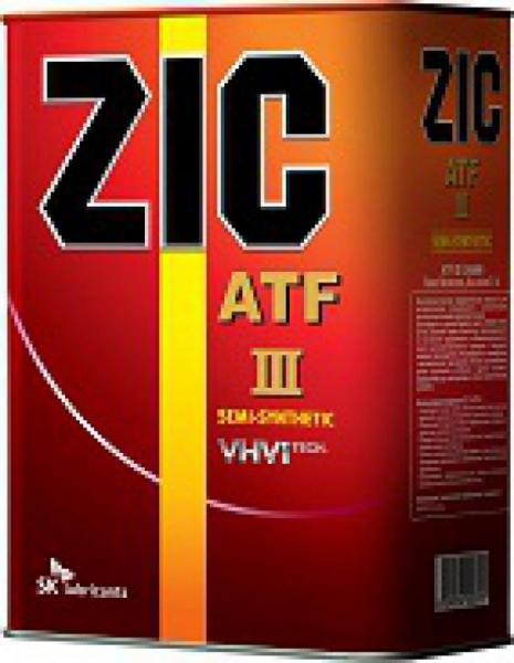 ZIC DEXTRON III 4л (для АКПП)