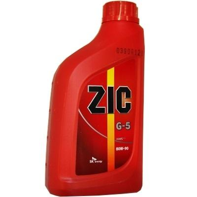 ZIC G-5 80W90 GL-5 1л