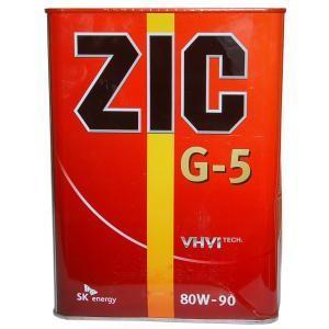 ZIC G-5 80W90 GL-5 4 л