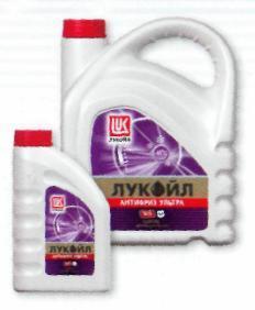 Антифриз Лукойл G12 красный 5 кг