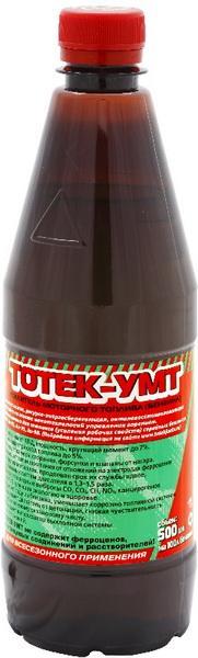 ТОТЕК-УМТ Присадка в бензин  0,45л