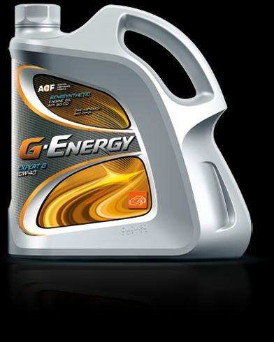 G-Energy Expert G 10W40 4л п/с