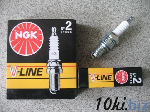 Свечи NGK V-Line № 6 BPR5E ГАЗ (дв.406) 4 шт. Свечи накаливания и зажигания в России