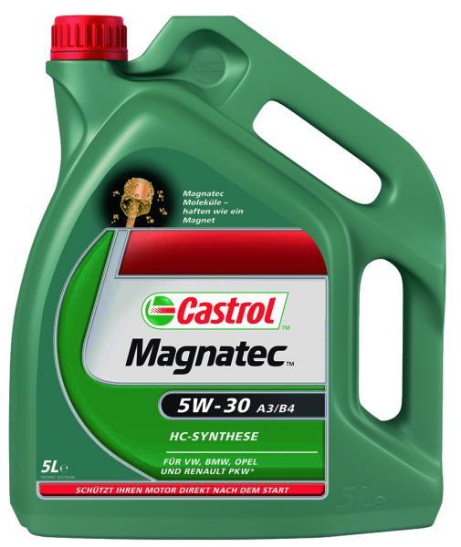 Castrol Magnatec A3/B4 SAE 5W30 4л синт.