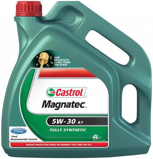 Castrol Magnatec A1/A5 SAE 5W30 4л FORD