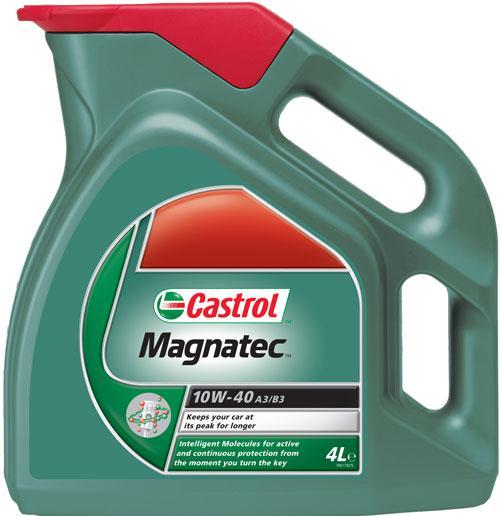 Castrol Magnatec SAE10W40 4л