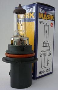 Лампа галоген.12B HB5 65/55 РХ29t МАЯК 59007
