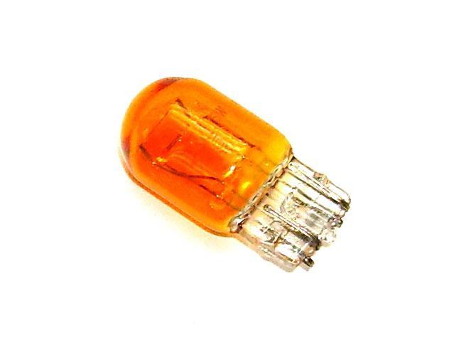 Лампа 12В 5Вт без цоколя желтая МАЯК 61205бцORANGE