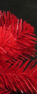 Фото Красные ёлки Ёлка красная 180 см