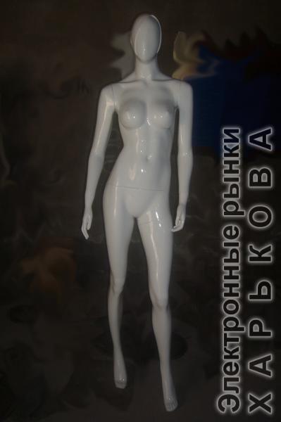 B1-50 BLACK,WHITE,GOLD - Манекены на рынке Барабашова