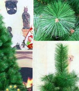 Фото Зеленые ёлки Ёлка зелёная 120 см
