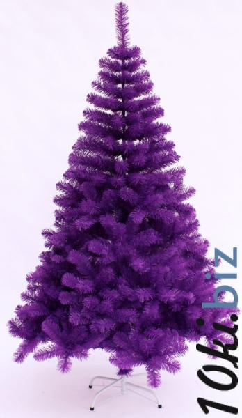 Ёлка фиолетовая 1,5 м Елки искусственные в России