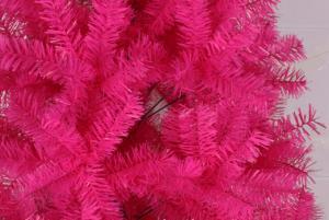 Фото Разноцветные ёлки Ёлка розовая 1,5 м