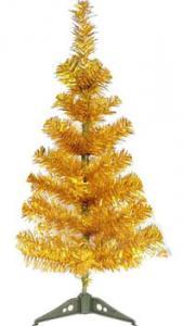 Фото Разноцветные ёлки Ёлка золотая 1,5 м