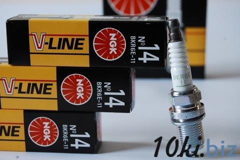 Свечи NGK V-Line №14 BKR6E-11 Daewoo, Honda, Isuzu, Kia, Mazda, Nissan Япония
