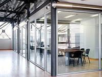 Раздвижные стены и перегородки для офисов