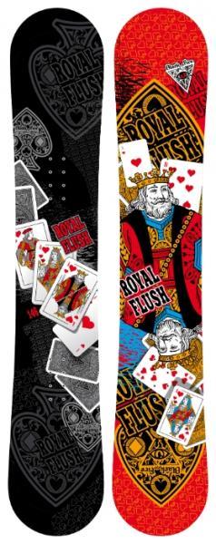 Сноуборд Black Fire 2013-14 Royal Flush