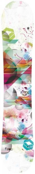 Сноуборд FTWO 2013-14 Freedom