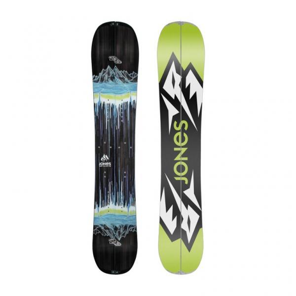 Сноуборд Jones 2013-14 Mountain twin